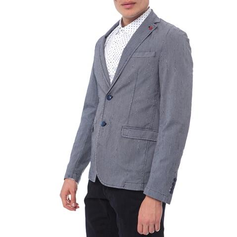 Ανδρικό σακάκι SSEINSE γκρι-μπλε (1447522.0-0011)  1d88879ff9c