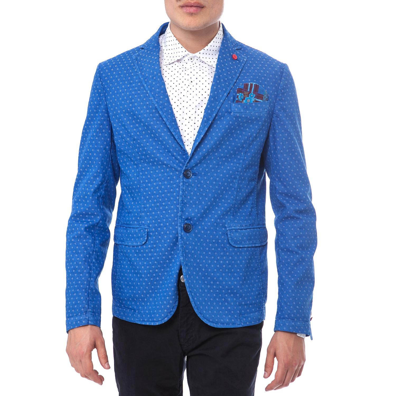 SSEINSE - Ανδρικό Σακάκι SSEINSE Μπλε Ρουά