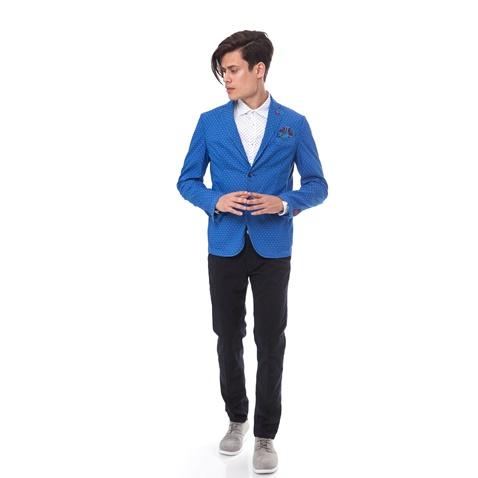 Ανδρικό σακάκι SSEINSE μπλε ρουά (1447523.0-0021)  9e682e06a9e