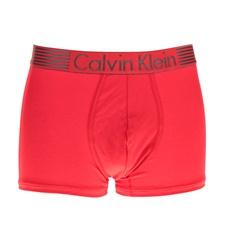 CK UNDERWEAR-Ανδρικό εσώρουχο μπόξερ CK Underwear trunk κόκκινο