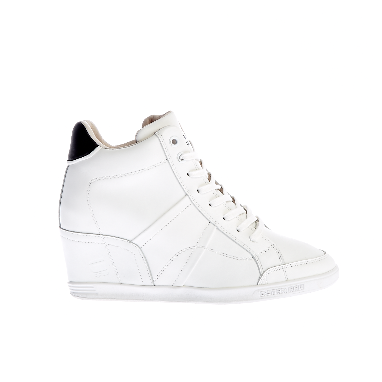 G-STAR RAW - Γυναικεία sneakers G-Star Raw λευκά γυναικεία παπούτσια sneakers