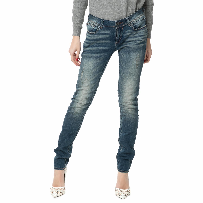 a919a4fb709 GARCIA JEANS - Γυναικείο τζιν παντελόνι Riva GARCIA JEANS μπλε με ...