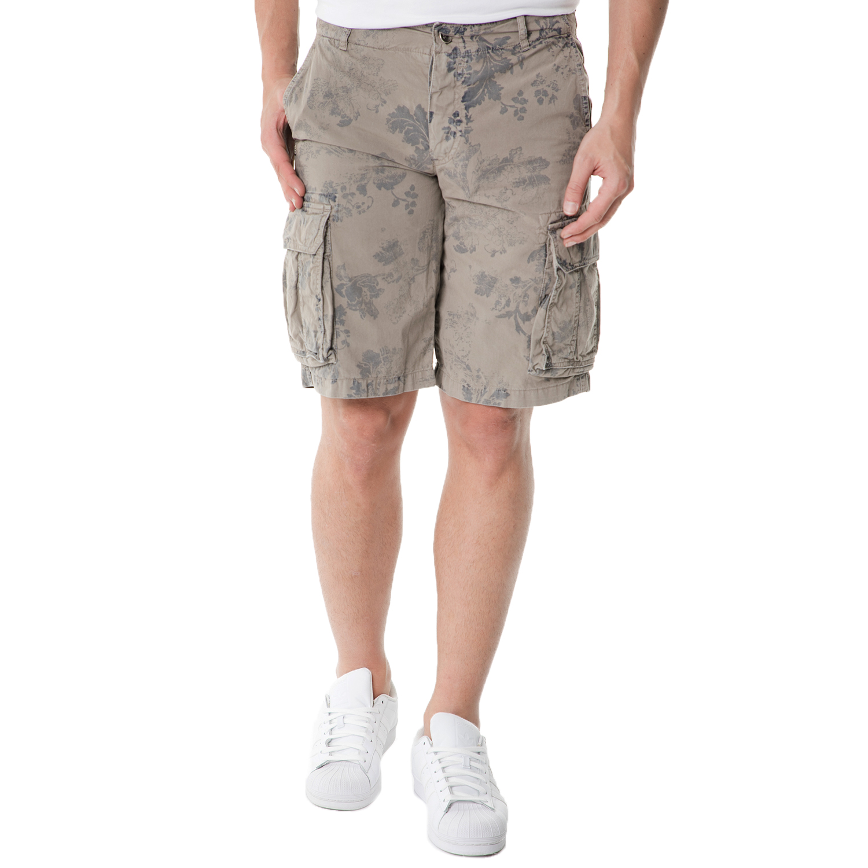 40-WEFT - Ανδρική cargo βερμούδα 40-WEFT CADOC COMPACT TWILL REGULAR ανδρικά ρούχα σορτς βερμούδες casual jean