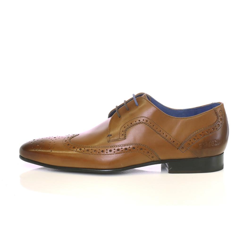 TED BAKER – Ανδρικά παπούτσια OAKKE TED BAKER καφέ