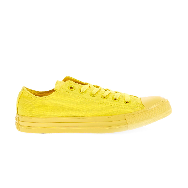 CONVERSE – Unisex παπούτσια Chuck Taylor All Star Ox monoc κίτρινα