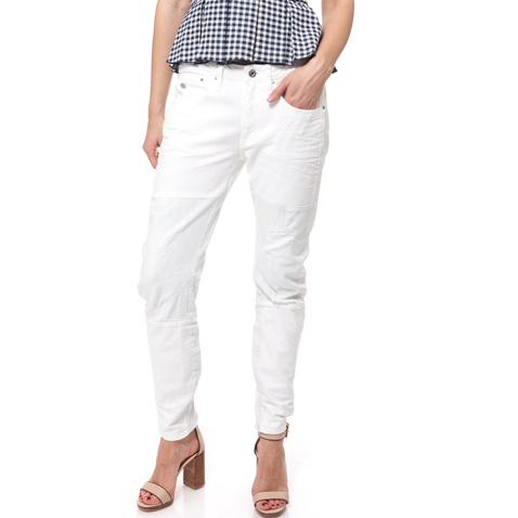 G-STAR RAW-Γυναικείο τζιν παντελόνι  G-Star Raw λευκό