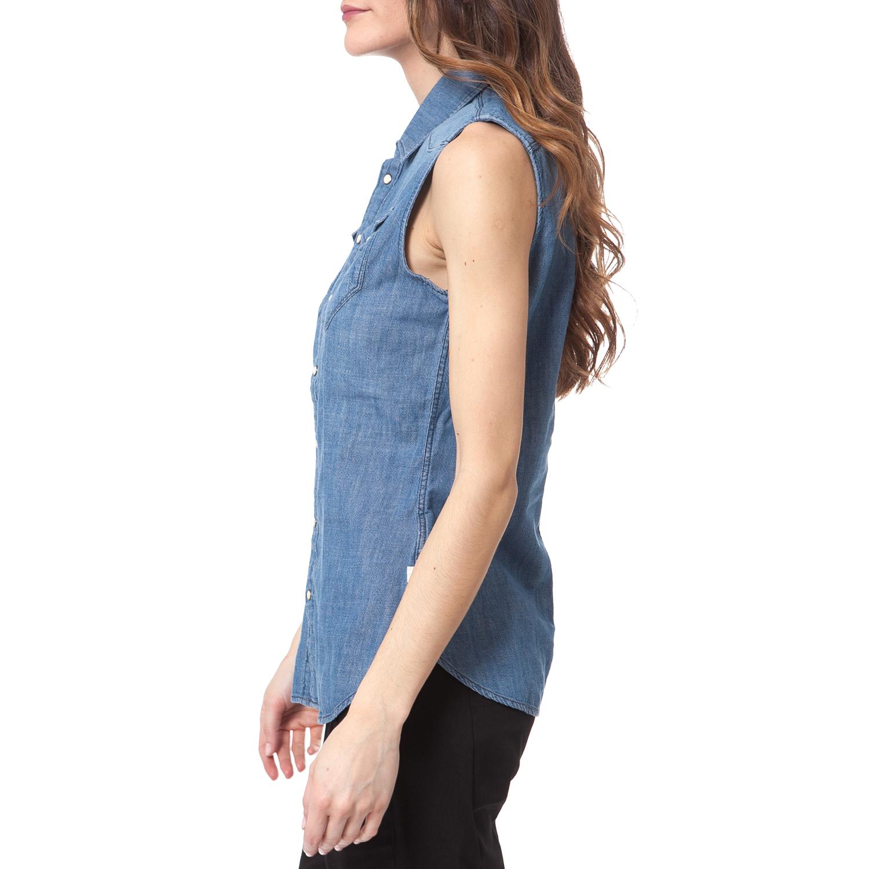 40034d9afb81 G-STAR - Γυναικείο πουκάμισο G-STAR RAW τζιν