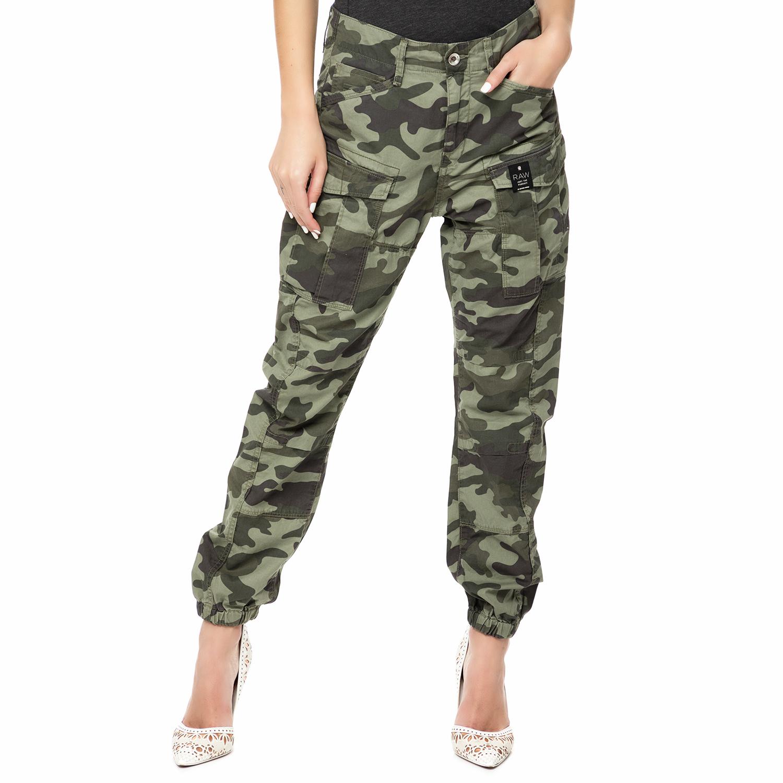 G-STAR RAW – Γυναικείο παντελόνι G-STAR RAW Rovic trainer παραλλαγή f024e8144ac