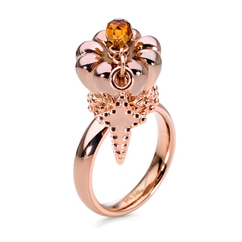 Γυναικείο δαχτυλίδι FOLLI FOLLIE επάργυρο (1452640.0-0000)  ac25e5c9e94