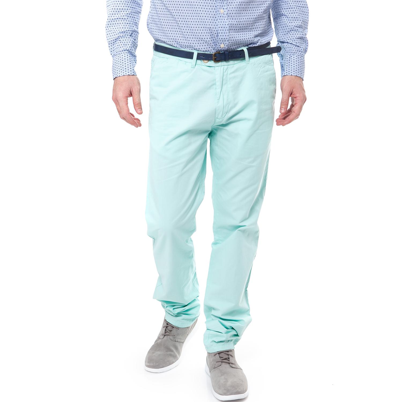 SCOTCH & SODA - Ανδρικό παντελόνι Scotch & Soda μπλε ανδρικά ρούχα παντελόνια chinos