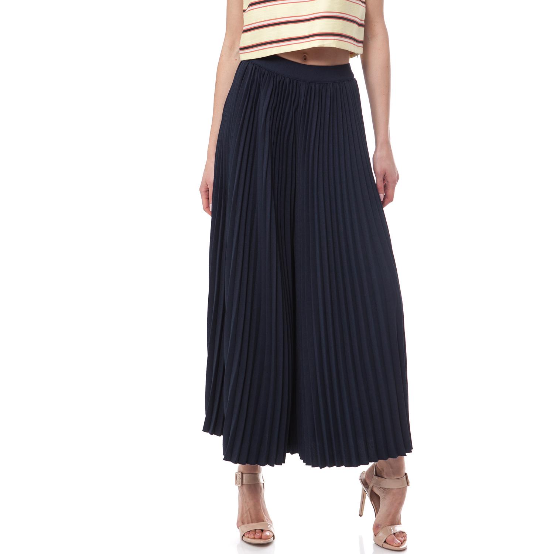 SCOTCH & SODA - Πλισέ ζιπ κιλότ Maison Scotch γυναικεία ρούχα παντελόνια