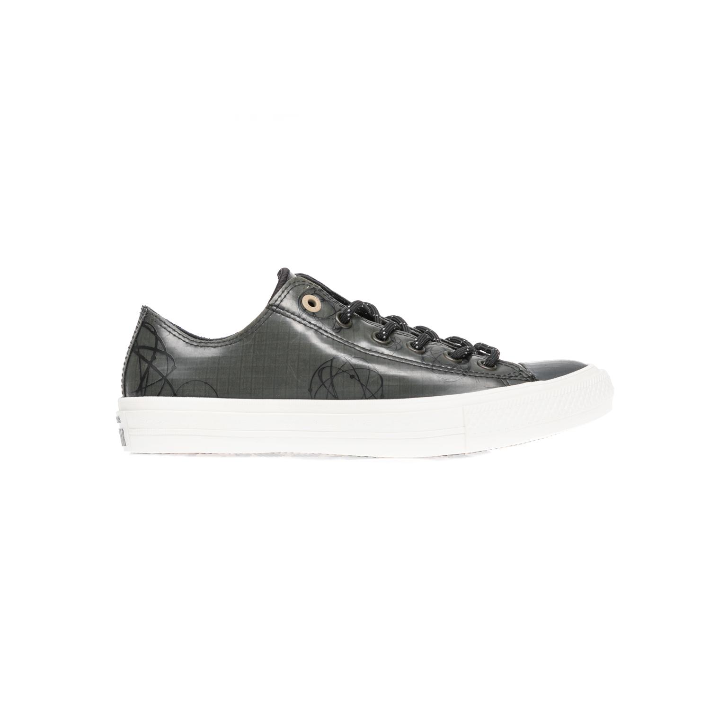 CONVERSE – Unisex παπούτσια QS CTAS II OX μαύρα-λαδί