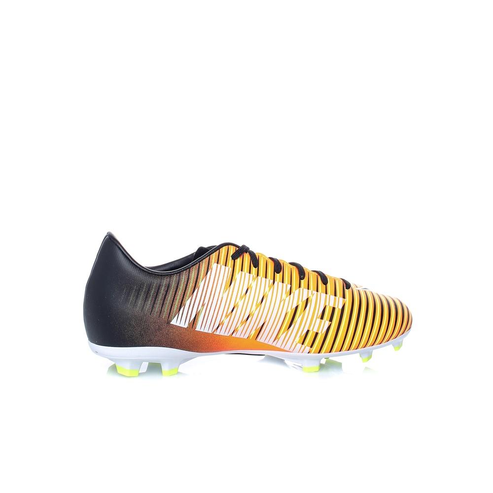 c0759b9344 NIKE – Παιδικά ποδοσφαιρικά παπούτσια Nike JR MERCURIAL VICTORY VI FG  μαύρα-πορτοκαλί