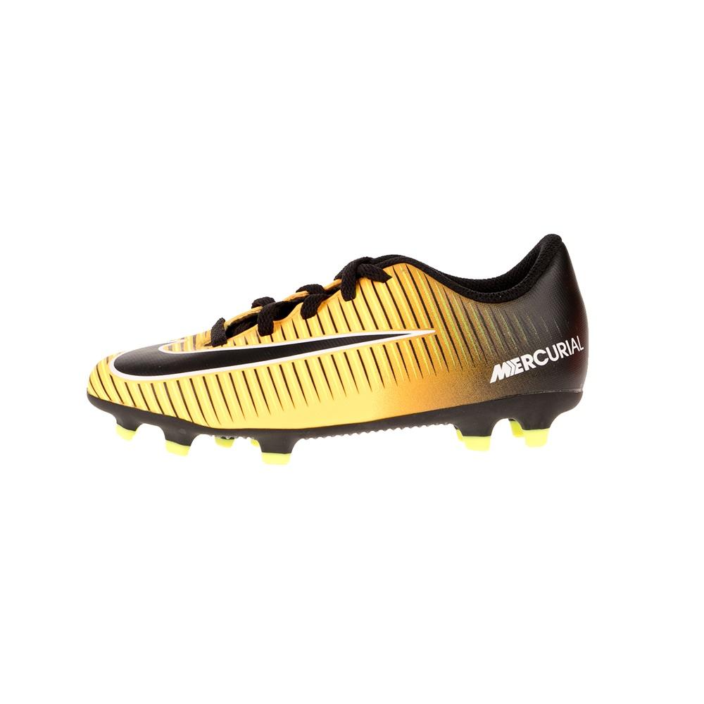 NIKE – Παιδικά παπούτσια για ποδόσφαιρο JR MERCURIAL VORTEX III FG πορτοκαλί