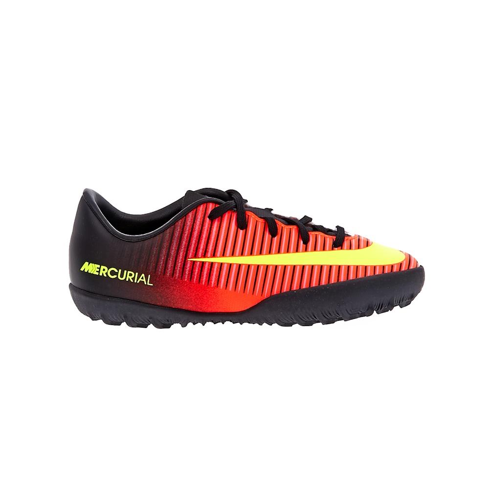 NIKE – Παιδικά αθλητικά παπούτσια NIKE MERCURIALX VICTORY μαύρο-κόκκινο
