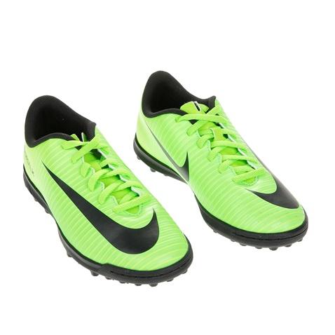 timeless design 54ab0 49f8d NIKE. Αγορίστικα παπούτσια ποδοσφαίρου JR MERCURIALX VORTEX III TF πράσινα