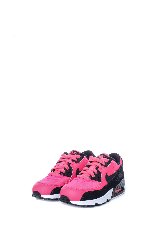 ec54103e66a NIKE - Παιδικά κοριτσίστικα αθλητικά παπούτσια Nike AIR MAX 90 MESH (PS)  ροζ-μαύρα, Παιδικά αθλητικά παπούτσια διάφορα, ΠΑΙΔΙ | ΠΑΠΟΥΤΣΙΑ | ΔΙΑΦΟΡΑ