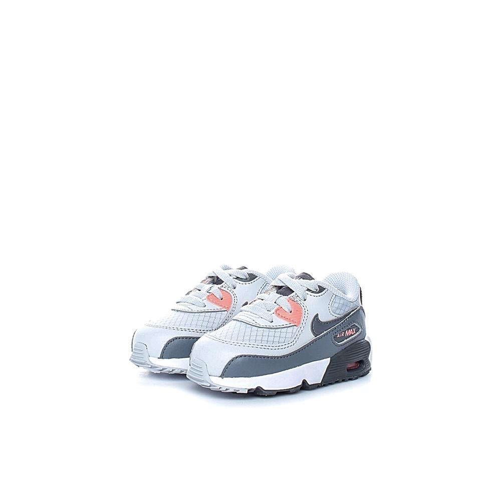 b7c509c9389 NIKE - Βρεφικά αθλητικά παπούτσια NIKE AIR MAX 90 MESH (PS) λευκά-γκρι,  Βρεφικά αθλητικά παπούτσια, ΠΑΙΔΙ | ΠΑΠΟΥΤΣΙΑ | ΒΡΕΦΙΚΑ