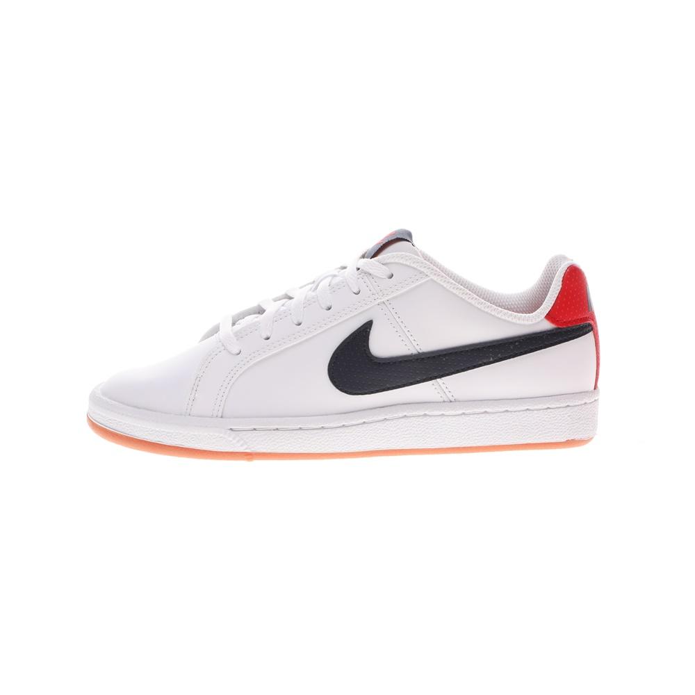 NIKE – Παιδικά αθλητικά παπούτσια NIKE COURT ROYALE (GS) λευκά μπλε