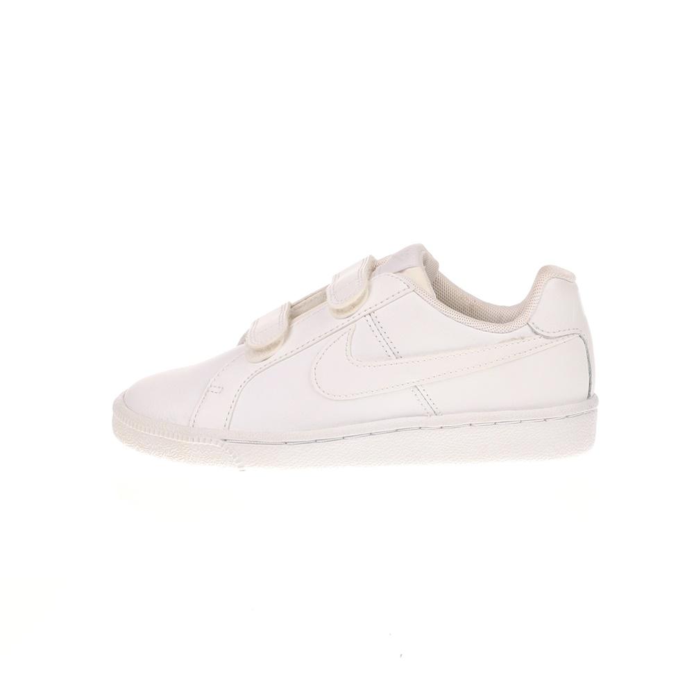 NIKE – Παιδικά αθλητικά παπούτσια NIKE COURT ROYALE (PSV) λευκά