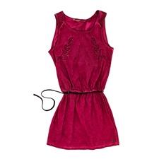 GARCIA JEANS-Φόρεμα GARCIA JEANS κόκκινο