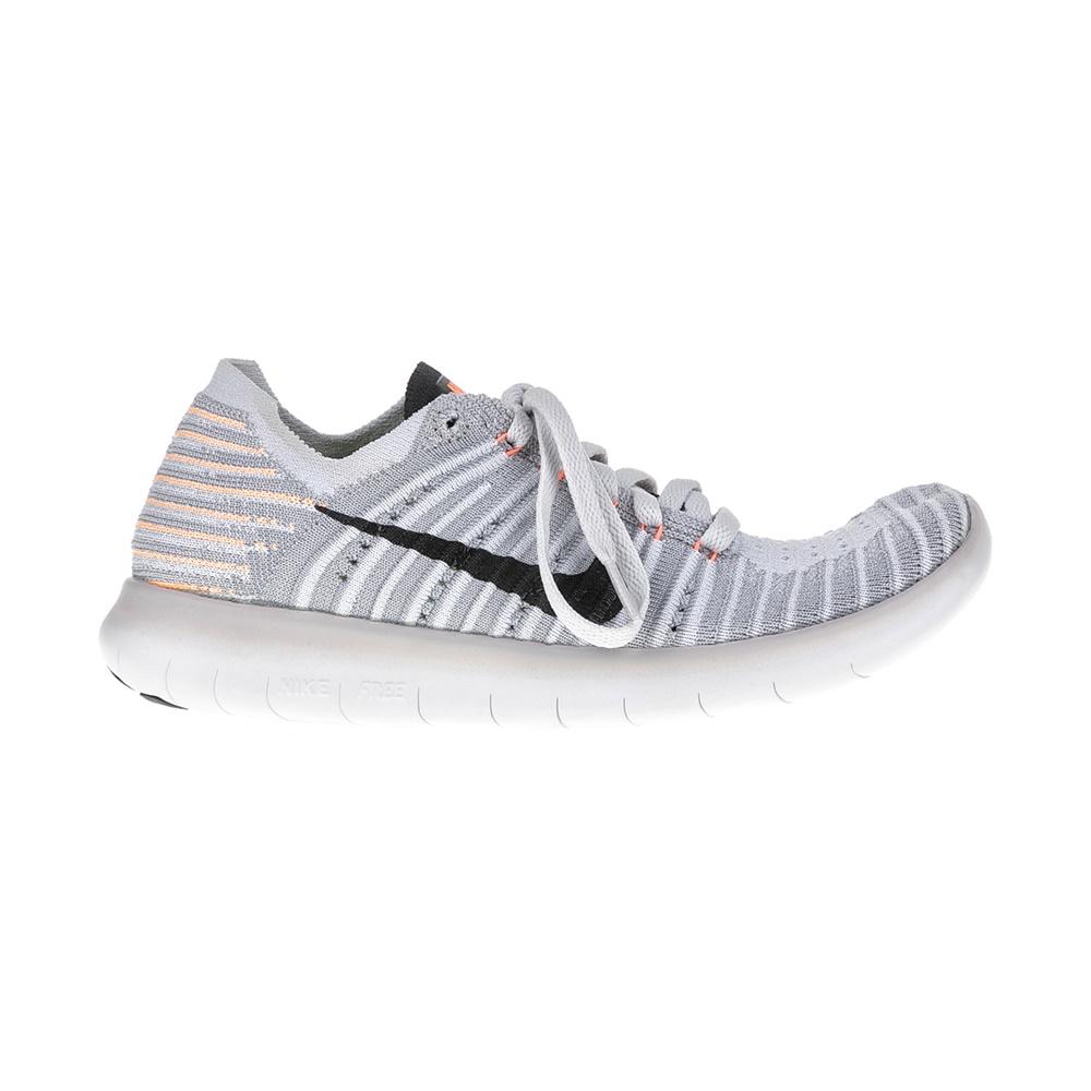 NIKE – Γυναικεία αθλητικά παπούτσια NIKE FREE RN FLYKNIT γκρι