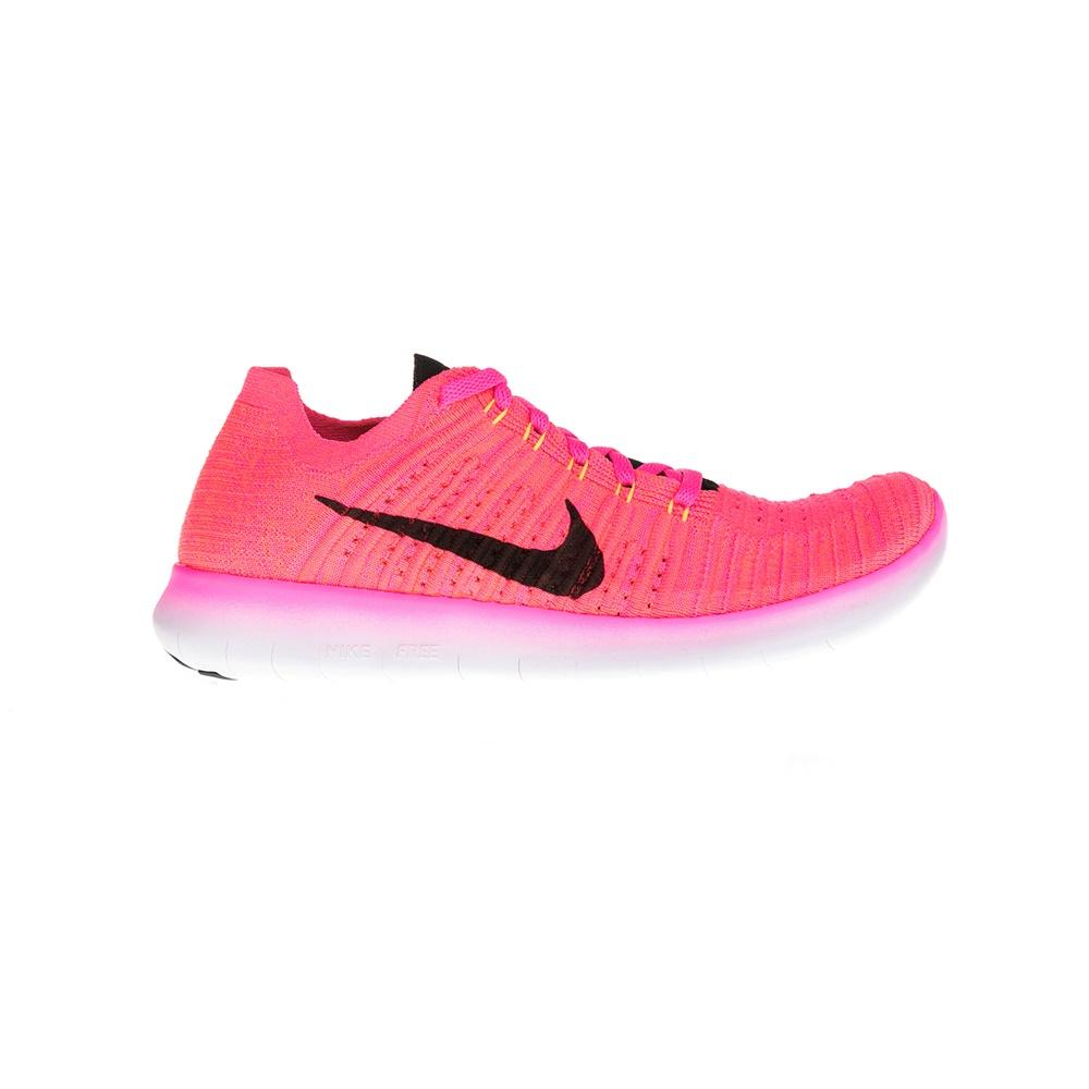 NIKE – Γυναικεία παπούτσια NIKE FREE RN FLYKNIT φούξια. Factoryoutlet 9cf41130b42