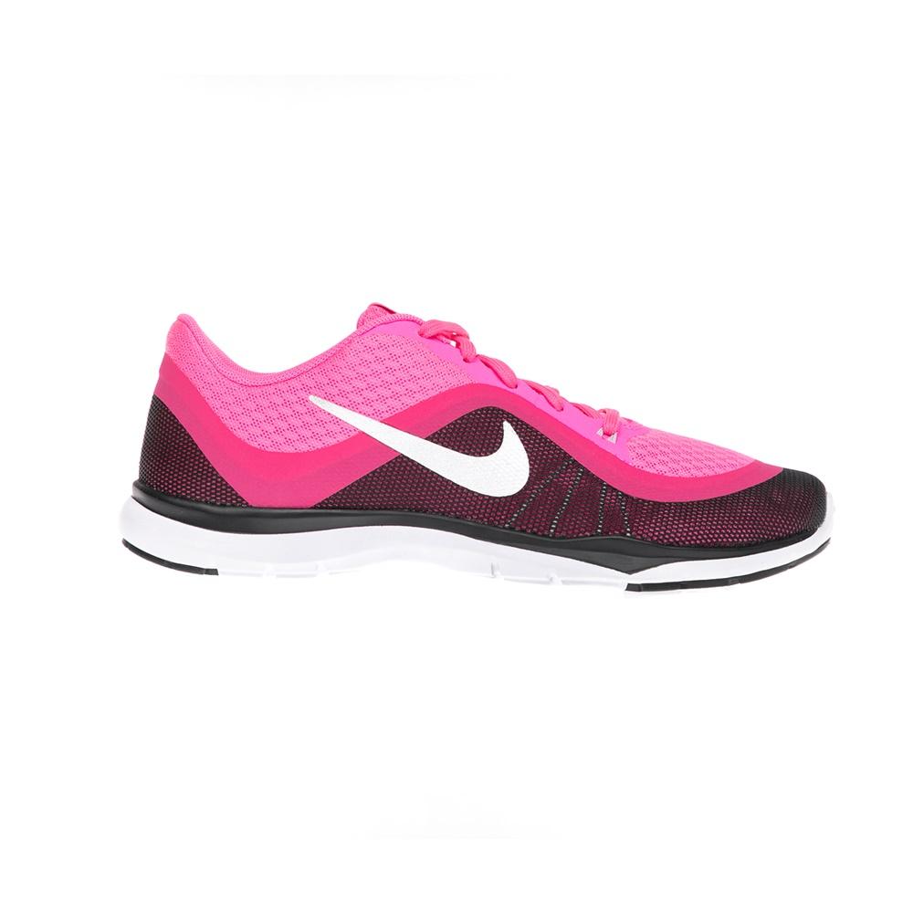 NIKE - Γυναικεία παπούτσια NIKE FLEX TRAINER 6 ροζ γυναικεία παπούτσια αθλητικά training