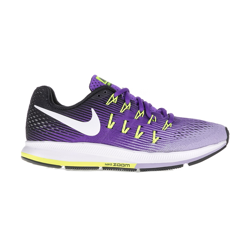 9594249ee41 NIKE – Γυναικεία αθλητικά παπούτσια NIKE AIR ZOOM PEGASUS 33 μοβ-μαύρα