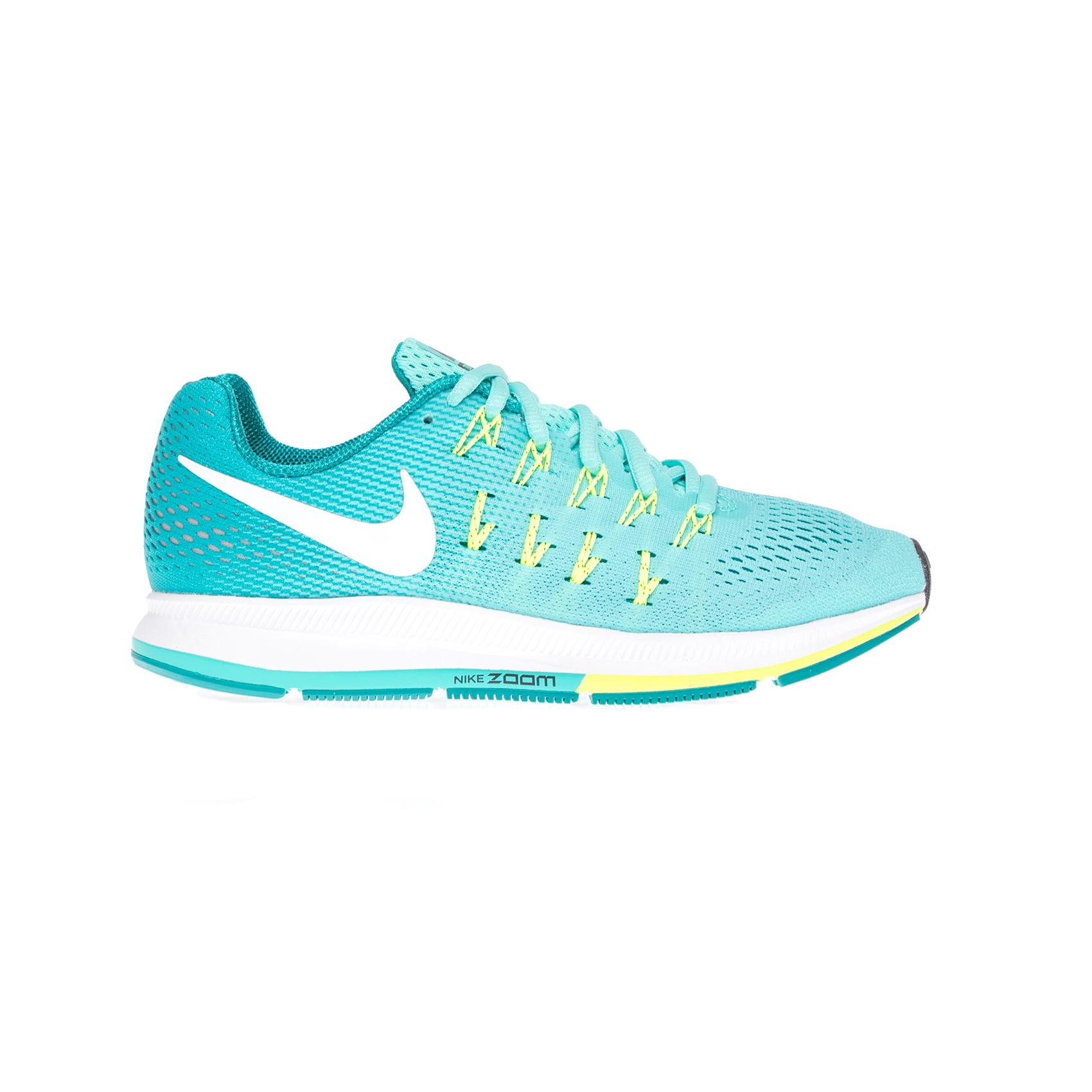 NIKE – Γυναικεία αθλητικά παπούτσια NIKE AIR ZOOM PEGASUS 33 μπλε.  Factoryoutlet e9df3dd8dee