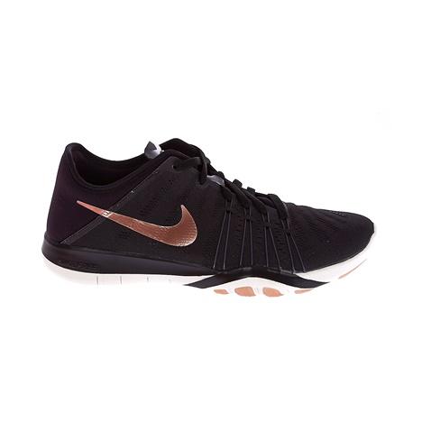 Γυναικεία αθλητικά παπούτσια WMNS NIKE FREE TR 6 μαύρα (1459070.1-7146)  7ae8cf90469