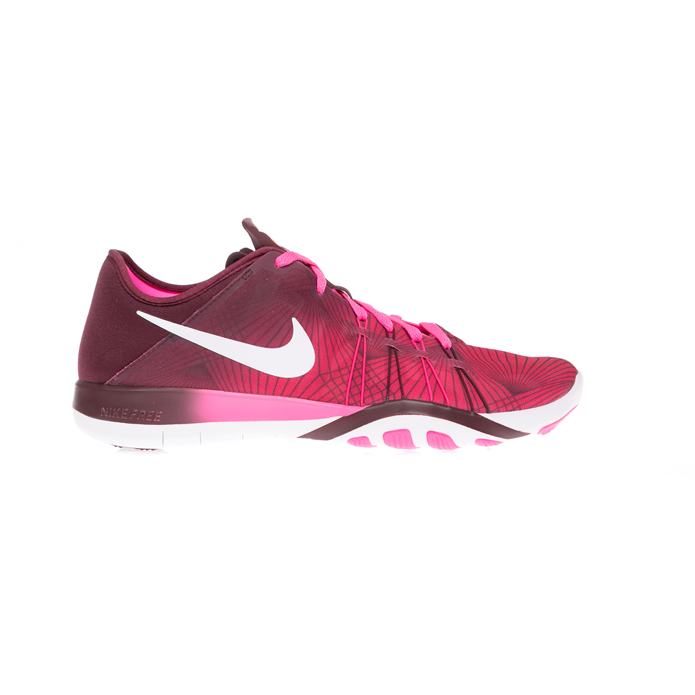 NIKE - Γυναικεία παπούτσια NIKE FREE TR 6 ροζ γυναικεία παπούτσια αθλητικά training