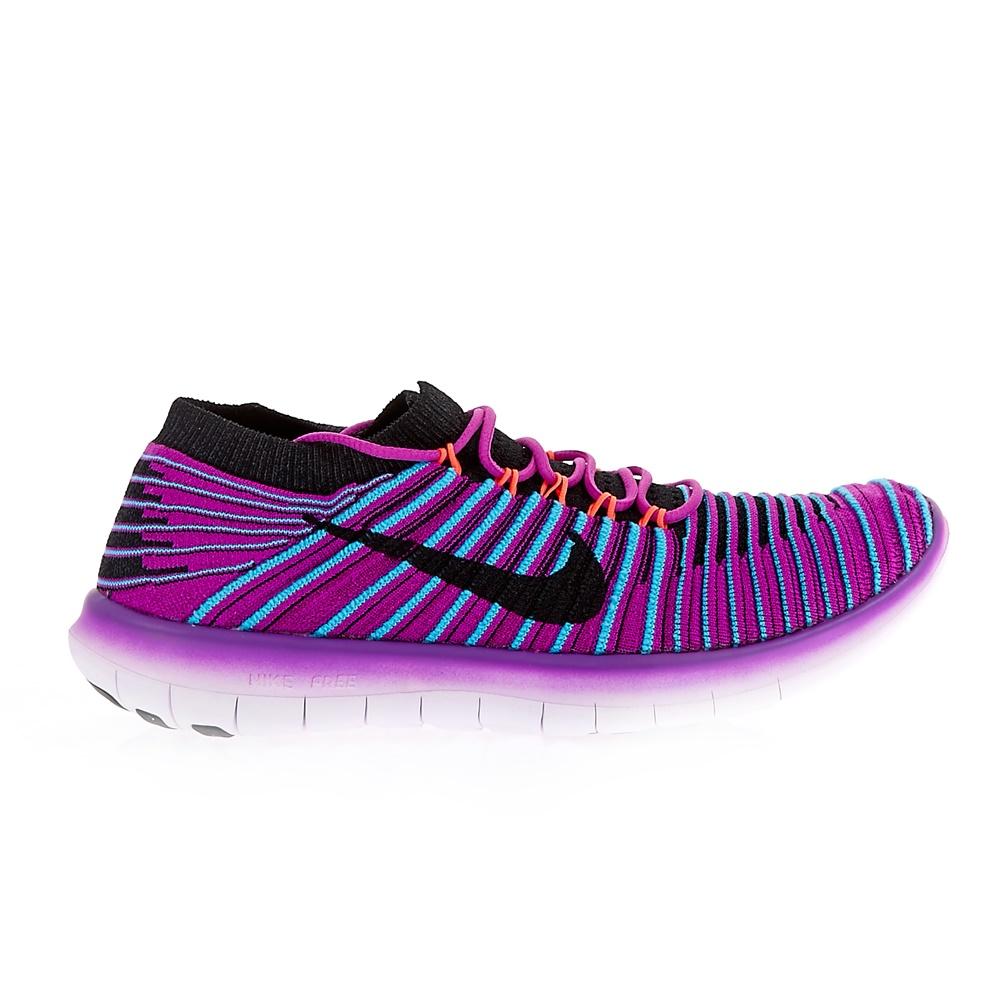 dcbdc847dde NIKE - Γυναικεία παπούτσια NIKE FREE RN MOTION FLYKNIT μωβ ...