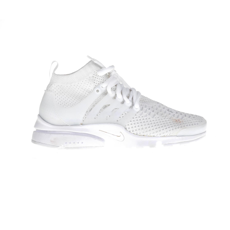 NIKE – Γυναικεία παπούτσια NIKE AIR PRESTO FLYKNIT ULTRA λευκά