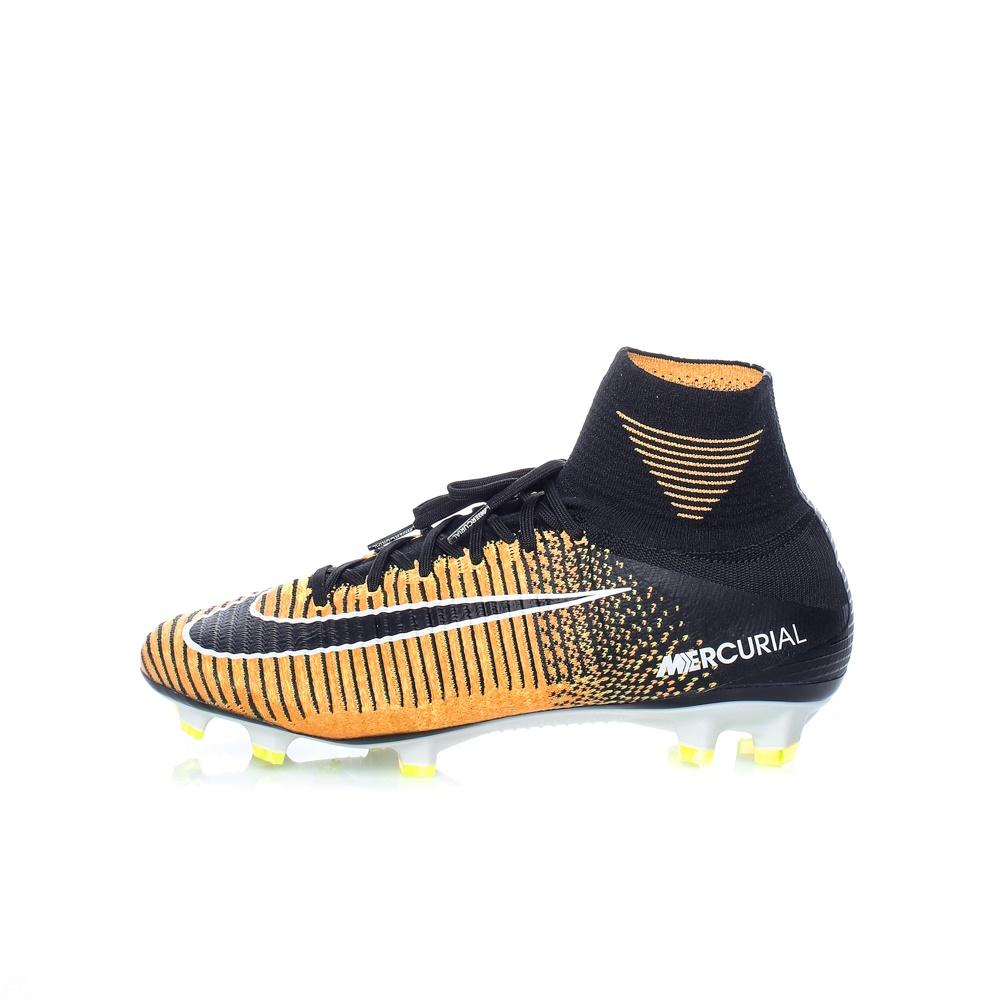 NIKE – Ανδρικά Nike Mercurial Superfly V (FG) Firm-Ground Football Boot πορτοκαλί