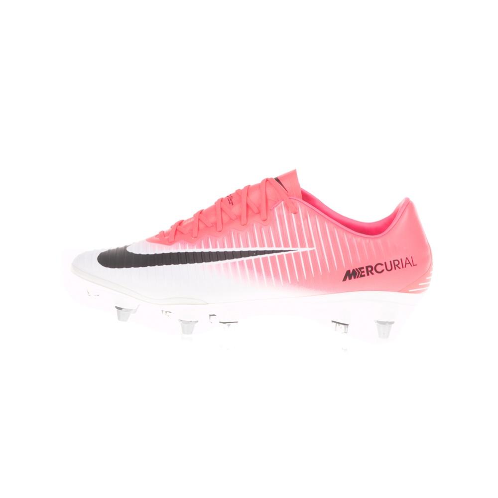 NIKE – Ανδρικά παπούτσια ποδοσφαίρου MERCURIAL VAPOR XI SG-PRO ροζ-λευκά