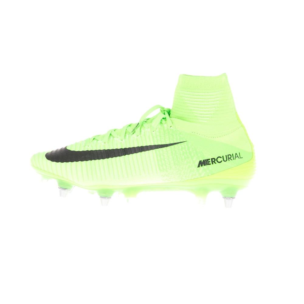 NIKE – Ανδρικά παπούτσια ποδοσφαίρου MERCURIAL SUPERFLY V SG-PRO λαχανί