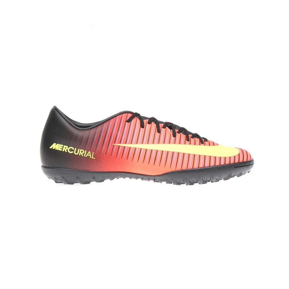 NIKE – Ανδρικά παπούτσια NIKE MERCURIALX VICTORY VI TF μαύρα-πορτοκαλί