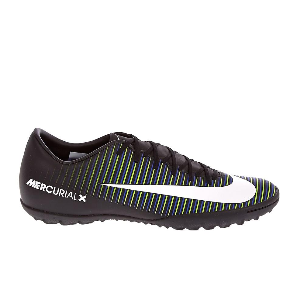 NIKE – Ανδρικά ποδοσφαιρικά παπούτσια MERCURIALX VICTORY VI TF μαύρα
