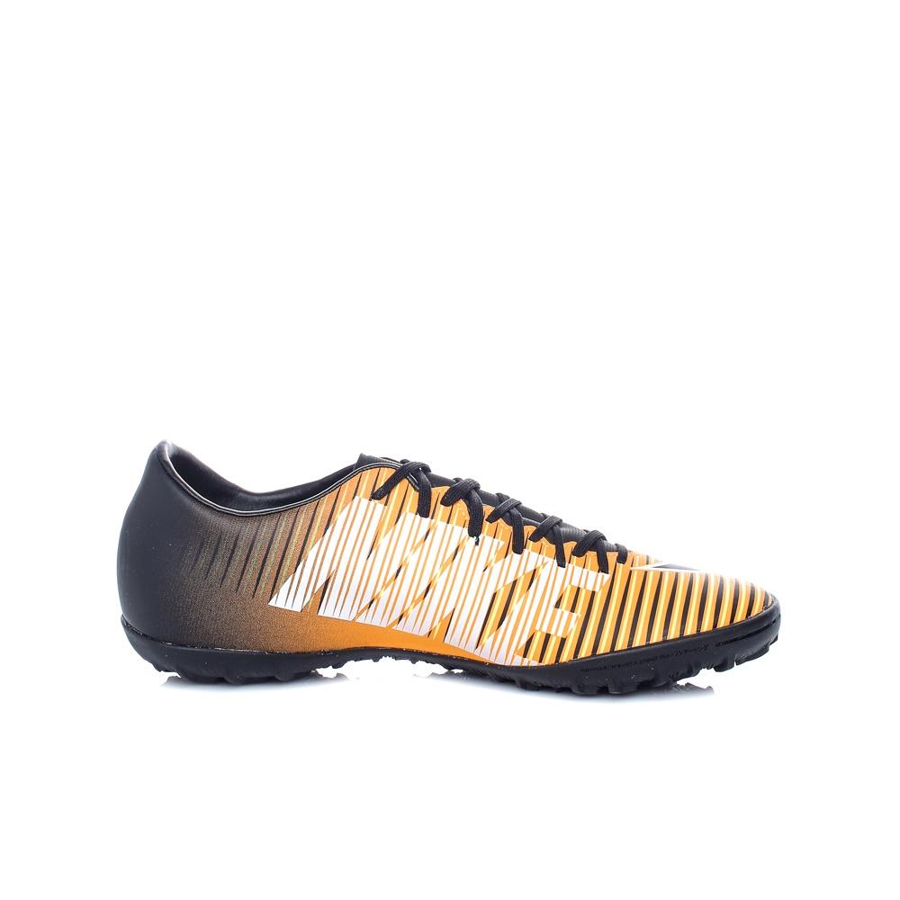 NIKE – Ανδρικά ποδοσφαιρικά παπούτσια Nike MERCURIALX VICTORY VI TF μαύρα-πορτοκαλί