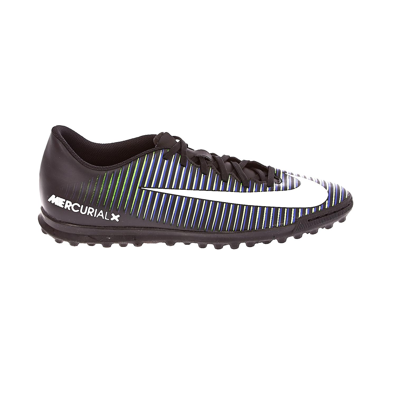d4313eda778 NIKE – Αντρικά ποδοσφαιρικά παπούτσια ΝΙΚΕ MERCURIALX VORTEX III TF μαύρα
