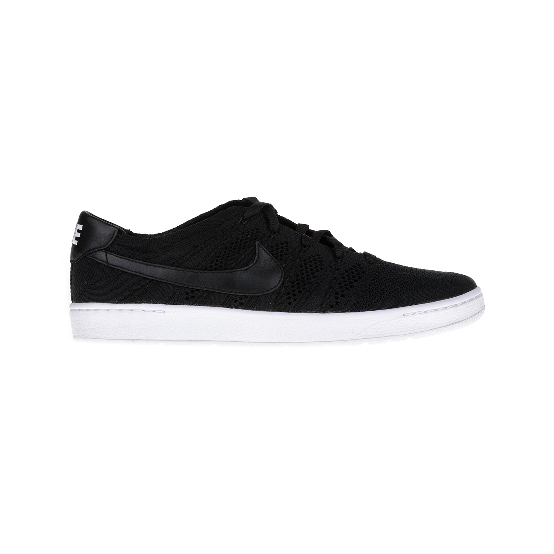 NIKE – Ανδρικά αθλητικά παπούτσια ΝΙΚΕ TENNIS CLASSIC ULTRA FLYKNIT μαύρα-λευκά