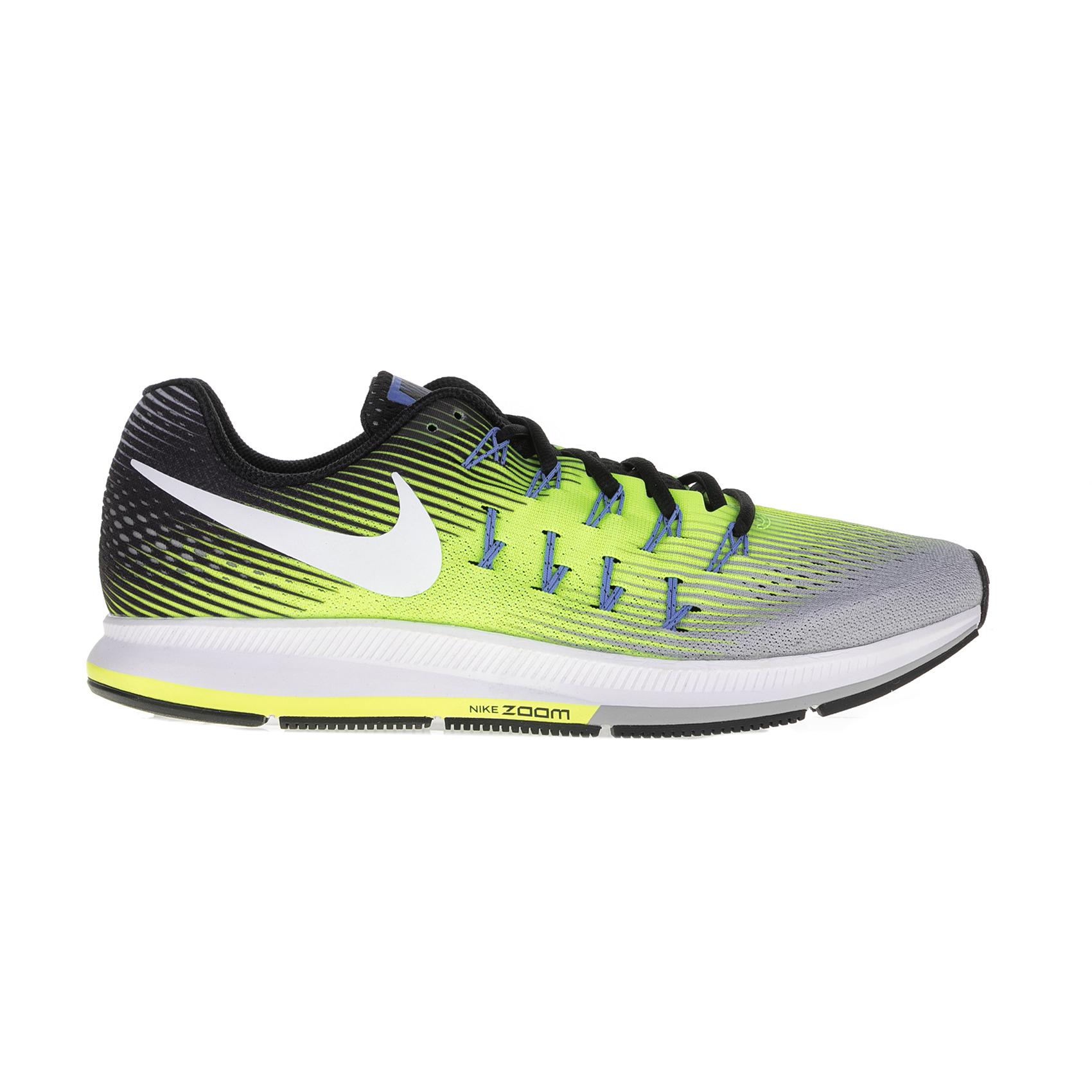 NIKE – Ανδρικά αθλητικά παπούτσια Nike AIR ZOOM PEGASUS 33 κίτρινα – μαύρα