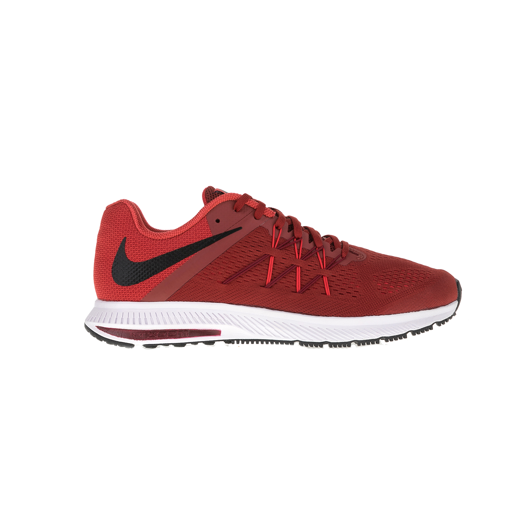NIKE – Ανδρικά αθλητικά παπούτσια Nike ZOOM WINFLO 3 κόκκινα