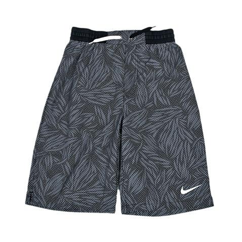 daf3f873a54 Παιδικό μαγιό Nike γκρι-μαύρο (1459543.1-0074)   Factory Outlet