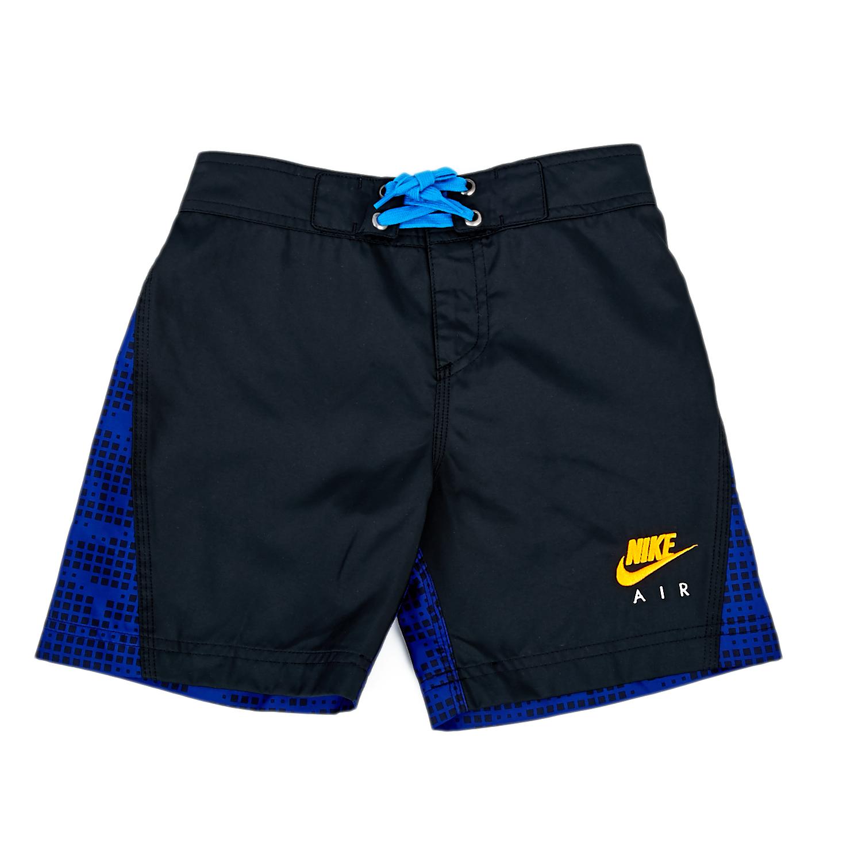 NIKE - Παιδικό μαγιό Nike μπλε-μαύρο παιδικά boys ρούχα μαγιό