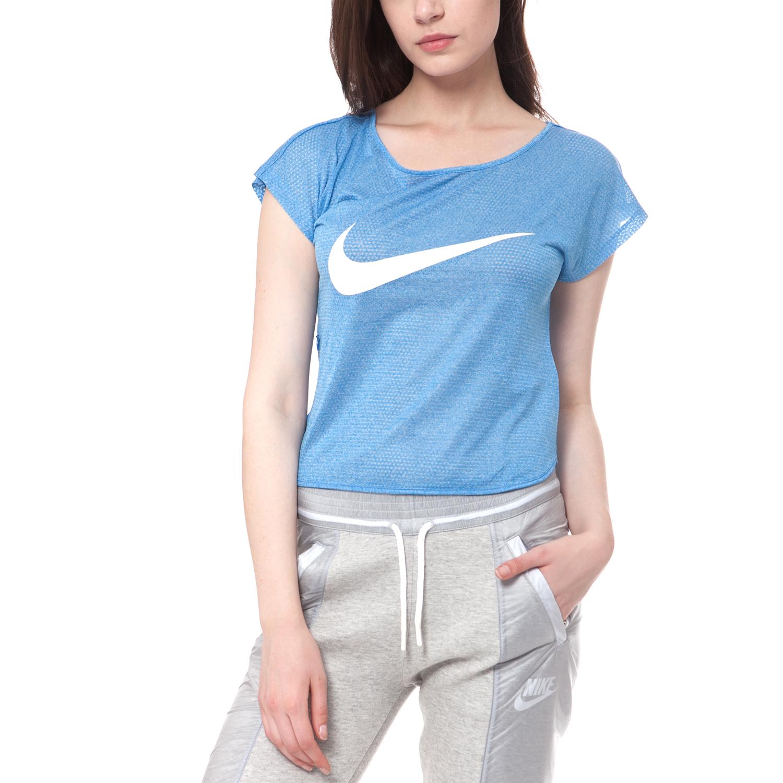 06eefbdaeaca NIKE - Γυναικεία μπλούζα NIKE μπλε