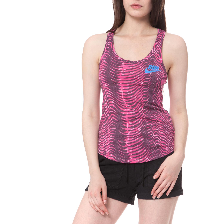 c1e8eef66235 Αθλητισμός   Γυναικεία   Ρούχα   Μπλούζες   Top   NIKE - Αμάνικη μπλούζα  Nike ροζ - GoldenShopping.gr
