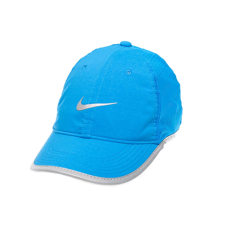 NIKE - Γυναικείο καπέλο NIKE μπλε γυναικεία αξεσουάρ καπέλα αθλητικά
