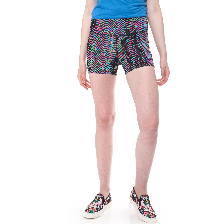 NIKE - Γυναικείο σορτς ΝΙΚΕ SIDEWINDER EPIC LUX εμπριμέ γυναικεία ρούχα σορτς βερμούδες αθλητικά